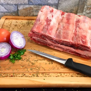8 beef short ribs